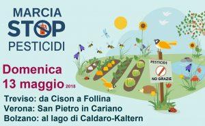 STOP Pestizide Wanderung
